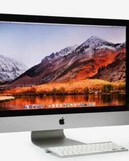 Apple Imac 27″ i7 RAM 16Go HDD 1To