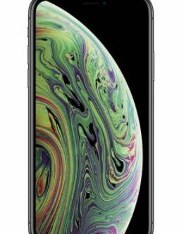 Iphone XS Noir 256Go Reconditionné