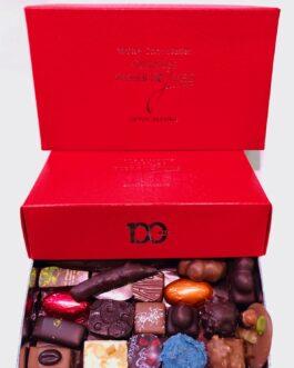 Boîte de chocolats assortis 1 Kg