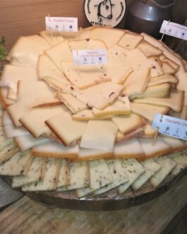 Plateau de Raclettes SAVEURS MIXTES pour 8 personnes
