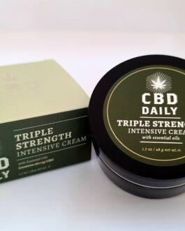 Crème Intensive triple action – CBD Daily