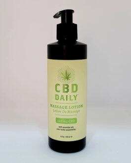 Lotion massage – CBD Daily