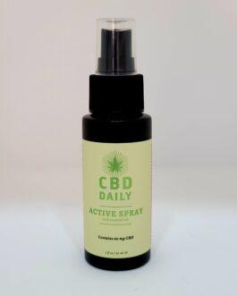 Spray actif – CBD Daily
