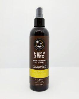 Huile hydratante aux graines de chanvre – Nag Champa