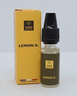 E-liquide Lemon Kush – CBD 300mg